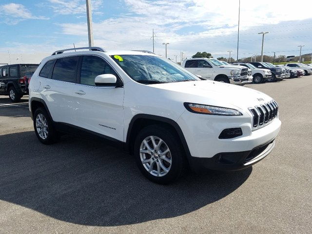Used 2018 Jeep Cherokee in Fort Worth, TX