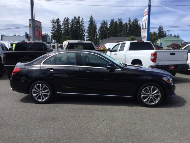 Used 2015 Mercedes-Benz C-Class 4dr Sdn C 300 Sport 4MATIC