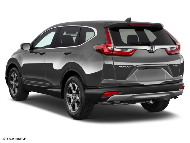 New 2017 Honda CR-V EX AWD