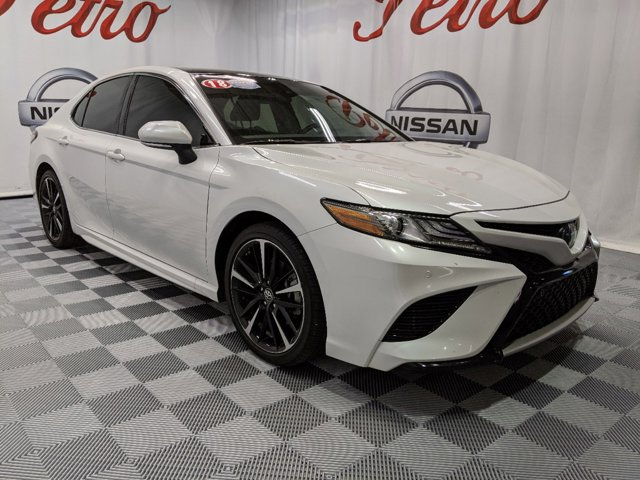 Used 2018 Toyota Camry in Hattiesburg, MS