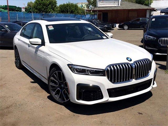 New 2021 BMW 7 Series in El Cajon, CA