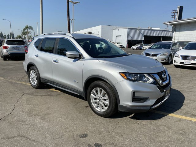 2017 Nissan Rogue SV Hybrid FWD SV Hybrid Gas/Electric I-4 2.0 L/122 [0]