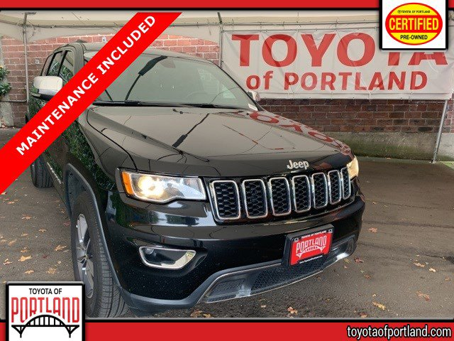 Used 2017 Jeep Grand Cherokee in , OR
