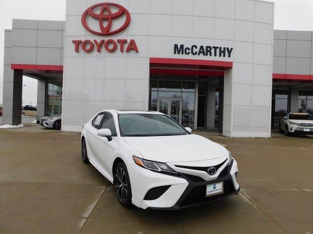 New 2020 Toyota Camry in Sedalia, MO