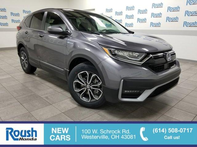 New 2020 Honda CR-V Hybrid in Westerville, OH