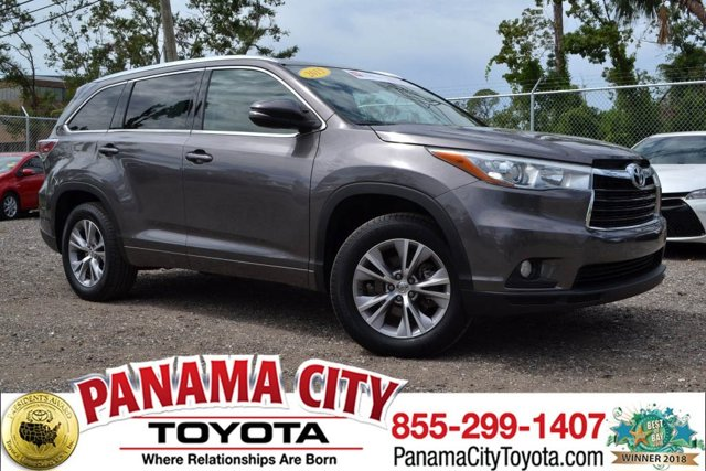 Used 2015 Toyota Highlander in Panama City, FL