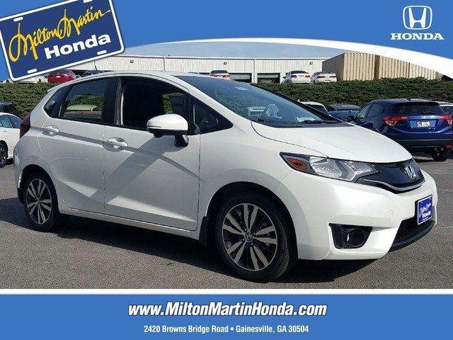 New 2017 Honda Fit in Gainesville, GA