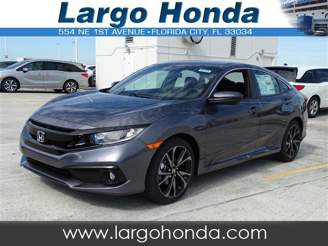New 2020 Honda Civic Sedan in Florida City, FL