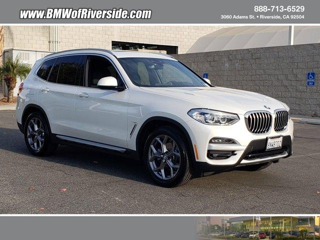 2020 BMW X3 sDrive30i sDrive30i Sports Activity Vehicle Intercooled Turbo Premium Unleaded I-4 2.0 L/122 [2]