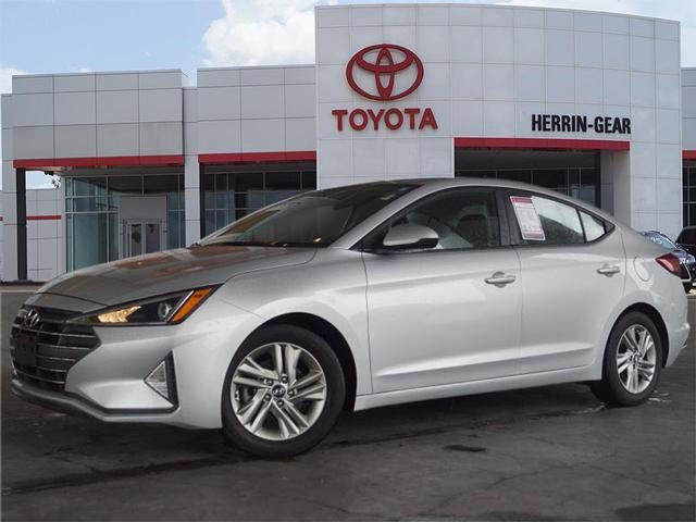 Used 2019 Hyundai Elantra in Jackson, MS