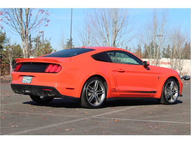 Used 2015 Ford Mustang V6 Coupe 2D