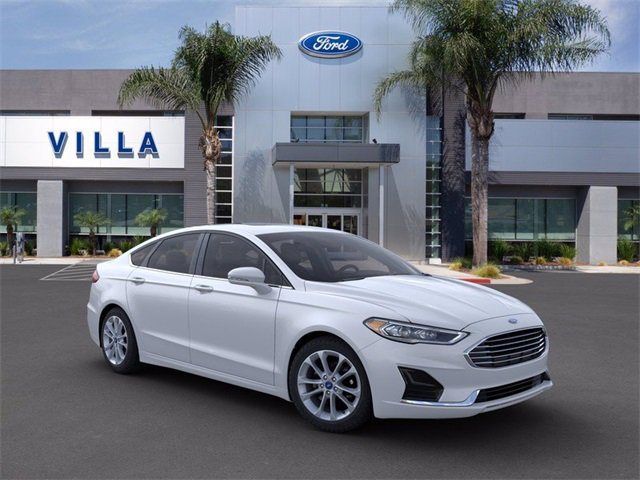 2020 Ford Fusion Hybrid SEL SEL FWD Gas/Electric I-4 2.0 L/122 [18]