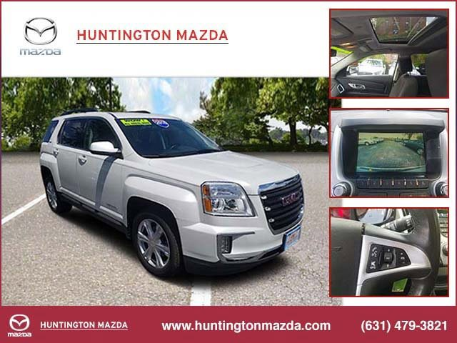 2016 GMC Terrain SLE TRANSMISSION  6-SPEED AUTOMATIC  STD REMOTE VEHICLE START  includes extende