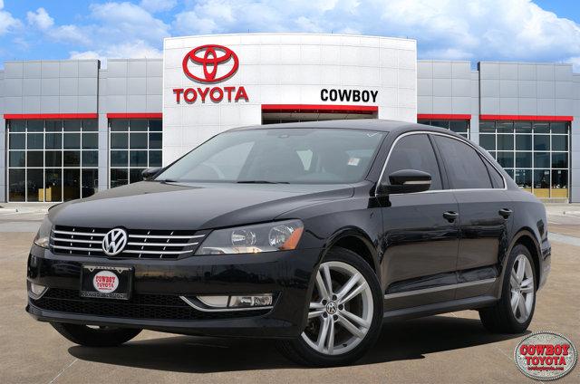 Used 2014 Volkswagen Passat in Dallas, TX