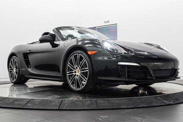 2016 Porsche Boxster photo