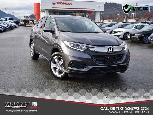 2020 Honda HR-V LX LX AWD CVT Regular Unleaded I-4 1.8 L/110 [8]