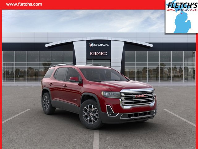 New 2020 GMC Acadia in Petoskey, MI