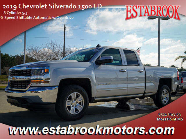 Used 2019 Chevrolet Silverado 1500 LD in , MS