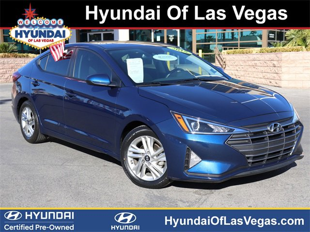 2019 Hyundai Elantra Value Edition Value Edition Auto Regular Unleaded I-4 2.0 L/122 [29]