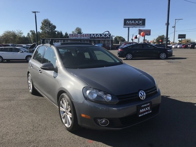 Used 2012 Volkswagen Golf in Puyallup, WA