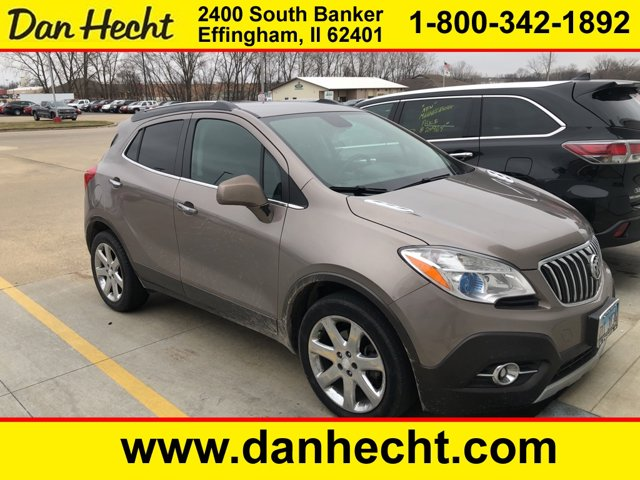 Used 2013 Buick Encore in Effingham, IL