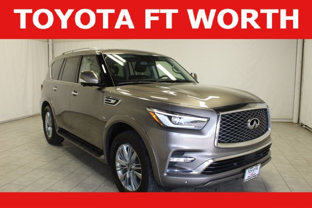 Used 2019 INFINITI QX80 in Fort Worth, TX