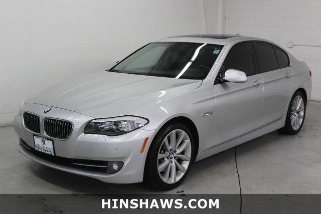 Used 2011 BMW 5 Series in Auburn, WA