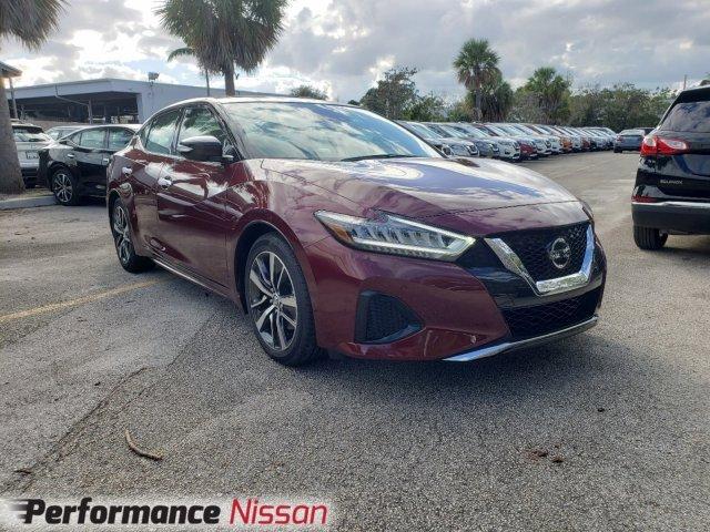 New 2020 Nissan Maxima in Pompano Beach, FL