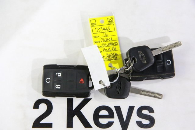 2016 Chevrolet Silverado 1500 for sale 123448 20