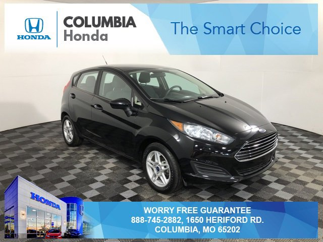 Used 2018 Ford Fiesta in Columbia, MO