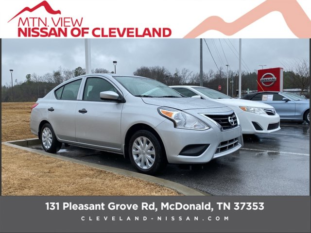 Used 2019 Nissan Versa in McDonald, TN
