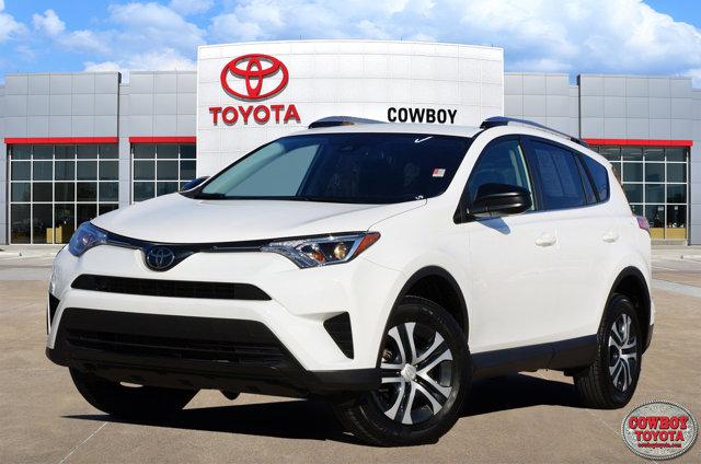 Used 2018 Toyota RAV4 in Dallas, TX