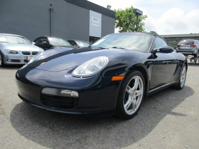 for sale used 2006 Porsche Boxster San Rafael CA