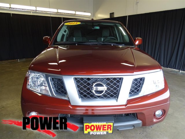 Used 2018 Nissan Frontier Crew Cab 4x4 PRO-4X Auto