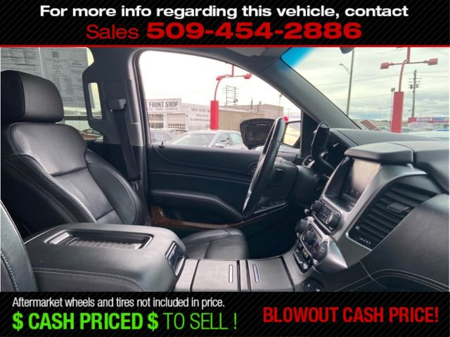 Used 2015 Chevrolet Tahoe 4WD 4dr LTZ
