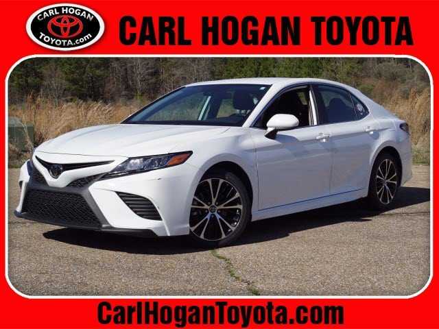 Used 2019 Toyota Camry in Columbus, MS