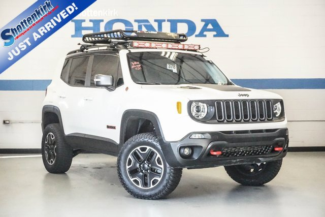 Used 2017 Jeep Renegade in Cartersville, GA