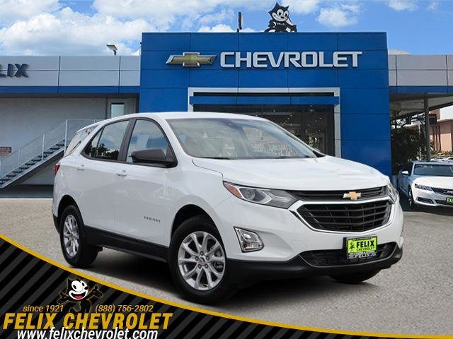 2021 Chevrolet Equinox LS FWD 4dr LS w/1LS Turbocharged Gas I4 1.5L/92 [19]