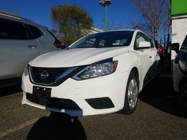 2016 Nissan Sentra FE+ S 4dr Sdn I4 CVT FE+ S Regular Unleaded I-4 1.8 L/110 [4]