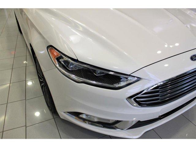 2017 Ford Fusion SE photo
