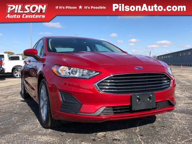 New 2020 Ford Fusion in Mattoon, IL