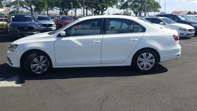 Used 2017 Volkswagen Jetta in Honolulu, Pearl City, Waipahu, HI
