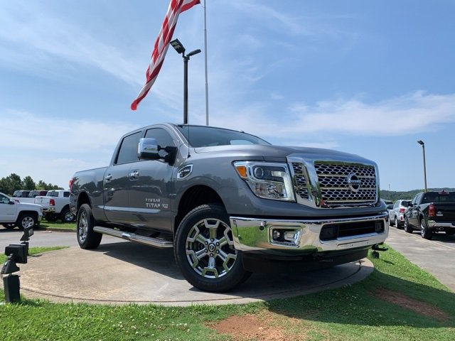 Used 2018 Nissan Titan XD in , TX