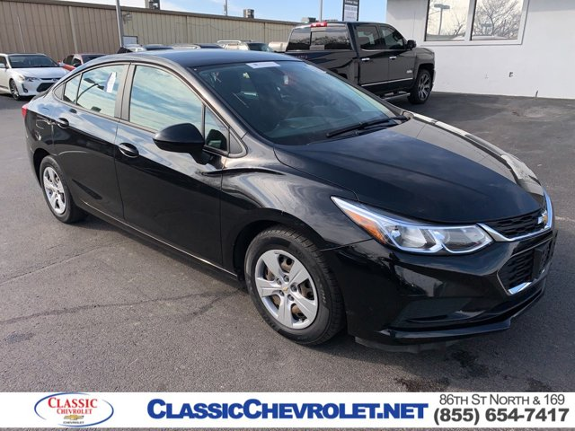 Used 2017 Chevrolet Cruze in Owasso, OK