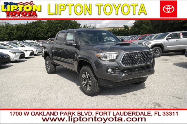 New 2019 Toyota Tacoma in Ft. Lauderdale, FL