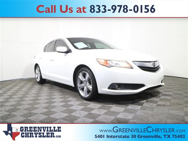 Used 2013 Acura ILX in Greenville, TX