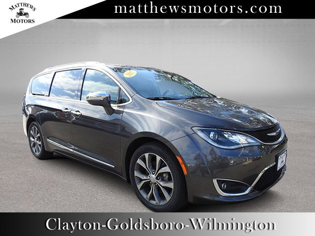 Used 2017 Chrysler Pacifica in Wilmington, NC