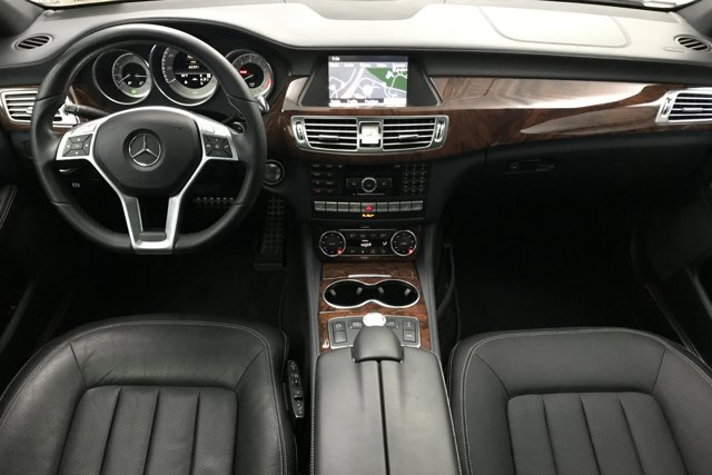 Used 2012 Mercedes-Benz CLS CLS 550