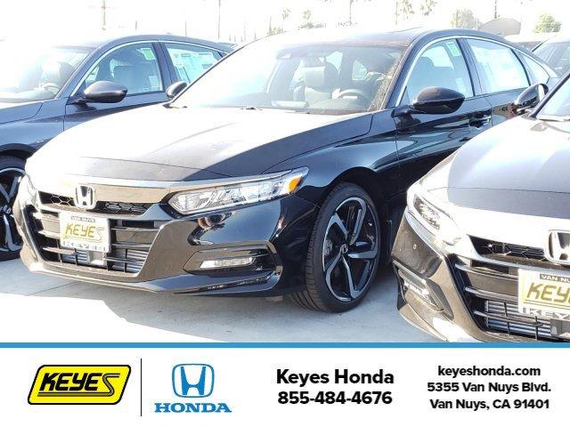 New 2019 Honda Accord Sedan in  Van Nuys, CA