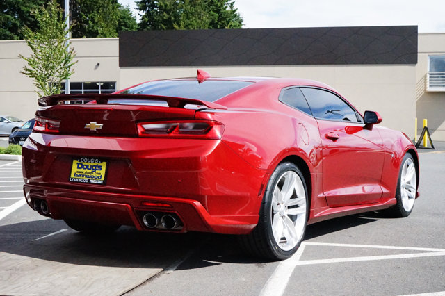 Used 2016 Chevrolet Camaro 2dr Cpe 2SS